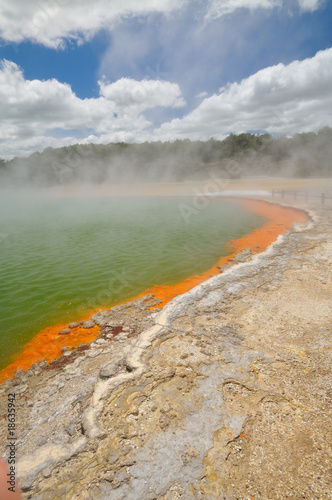 Champagne Pool, Wai-O-Tapu Thermal Wonderland