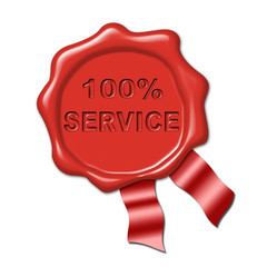 service siegel seal 100%