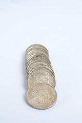 vieilles pieces en argent de franc