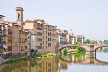 Florence Bell Tower and Bridge