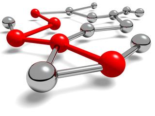 Durchgehende Netzwerk Verbindung