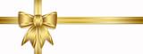 Fototapety Golden ribbon
