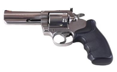 357 magnum revolver isolated on white