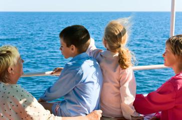 Sea sightseeing