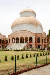The temple of Kali Mandir in Delhi, India
