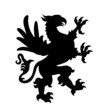 vector quality griffin silhouette