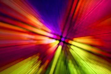Color beam
