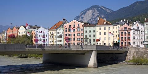 Innsbruck - Stadtteil Hötting