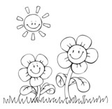 Fototapety Blumen, Flowers, Frühling, Sommer, Muttertag