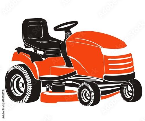 Traktor kosiarka - 18688379