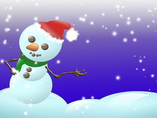 pupazzo di neve 2