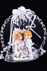 Wedding ornament
