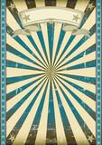 Fototapety textured blue retro background