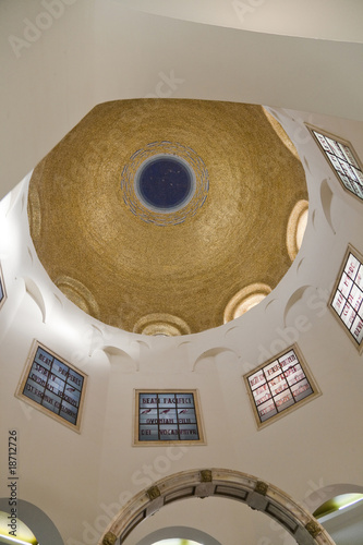 Israeli church dome