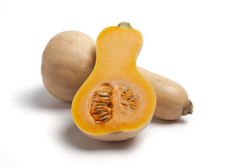 One and a half butternut squash