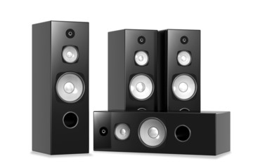Big Audio Speakers