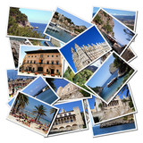Fototapeta Photos of Mallorca, Balearic Islands in Spain