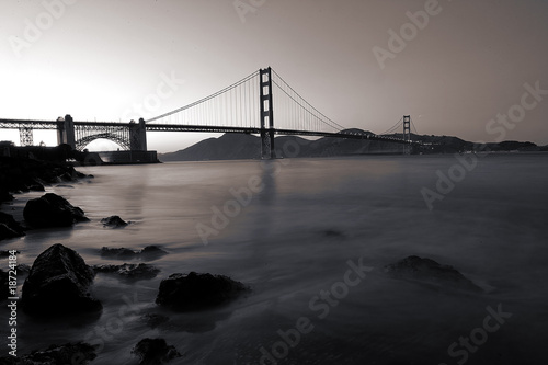 Golden Gate Bridge San Francisco California - 18724184