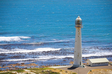 The Slangkop Lighthouse