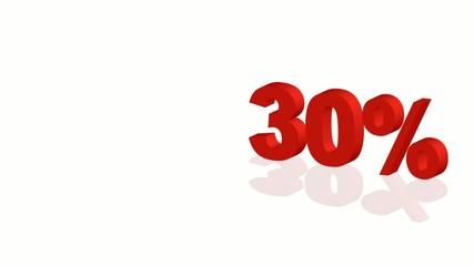 Offerta - 30%