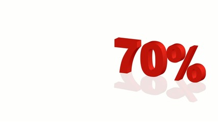 Offerta - 70%