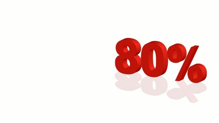 Offerta - 80%