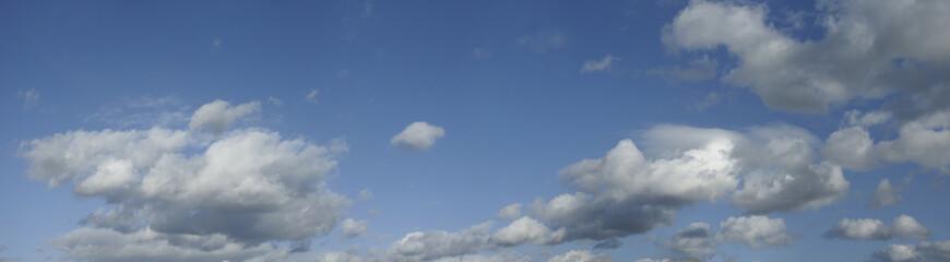 Wolkenpanorama