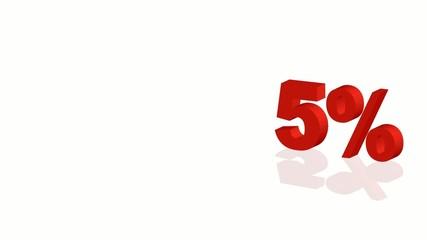 Offerta - 5%