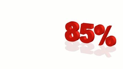 Offerta - 85%