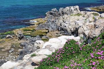 Solitary bay (Crete, Greece)