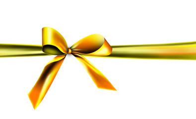 Goldenes Schmuckband