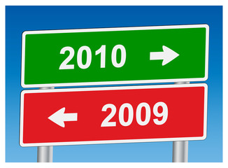 """Panneaux de Signalisation """"Vers 2010"""""""