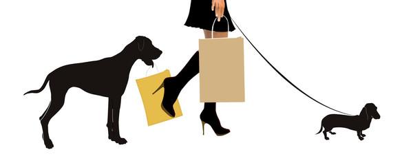 promenade shopping