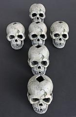 Totenkopfkreuz