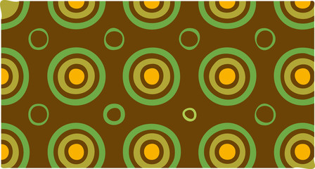 varicoloured background with a pattern and decorative pattern