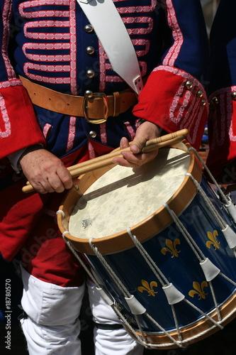 joueur de tambour