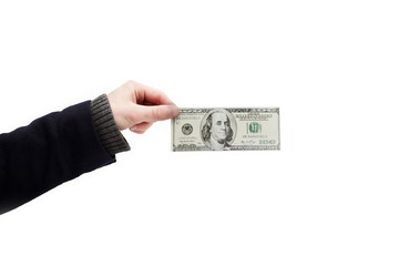 Currency - Here is your hand out