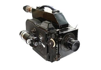 """Rodina"" movie camera"