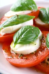 Tomato Mozzarella Caprese