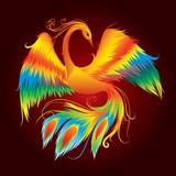 Fototapety Firebird