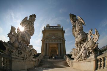 Gloriette, Schloss Schönbrunn, Wien