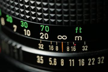Fotoobjektiv, Detail