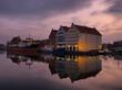 Granary Island In Gdansk
