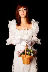La mariée aux fleurs