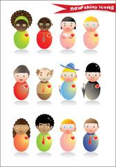 icons human