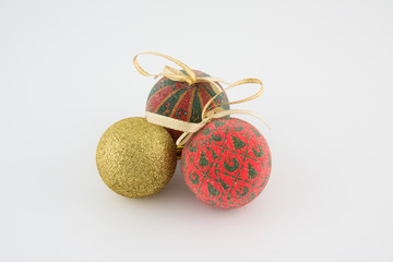 palle di natale colorate