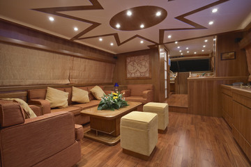 Italy, luxury yacht, Fiumicino, Rome, Rizzardi Technema 65
