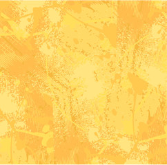 Abstract background in warm colors vector