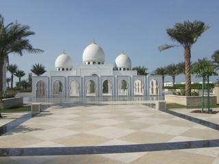 Sheikh Zayed Bin Sultan Al Nahyan Crypt