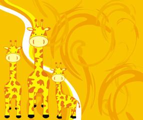 giraffe background67